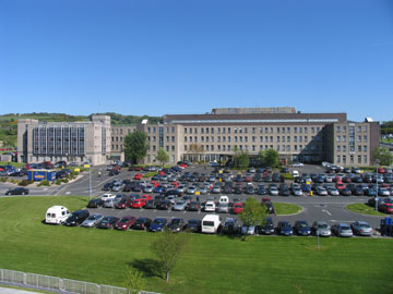 Letterkenny General Hospital facing ward closures