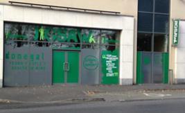 Jigsaw premises opposite the Community Centre on Pearse Road, Letterkenny.
