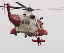 coastguard chopper