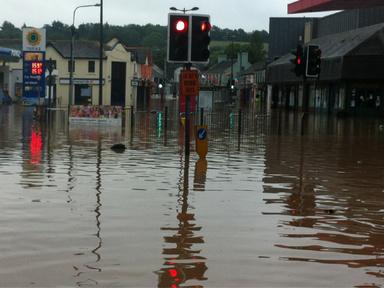 cork floods
