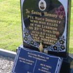 hugh doherty grave
