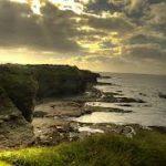 bundoran cliffs