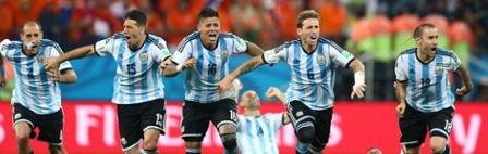 Argentina semi final