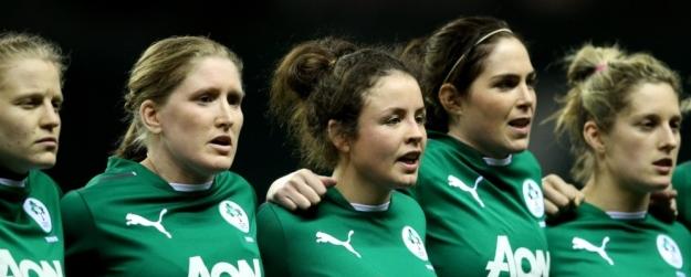 Ireland Ladies Rugby 0714