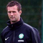 Celtic Manager Ronny D
