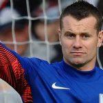 Shay Given Aston Villa 0408