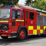 fire brigade NI