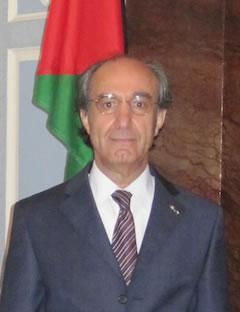 palestinian ambassasdor