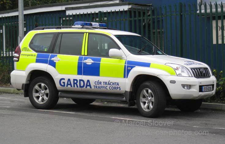 garda traffic corps