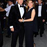 68th annual Cannes Film Festival 2015 - Chopard Party - Outside Arrivals Featuring: Robbie Williams, Ayda Field Where: Cannes, France When: 18 May 2015 Credit: Radoslaw Nawrocki/WENN.com
