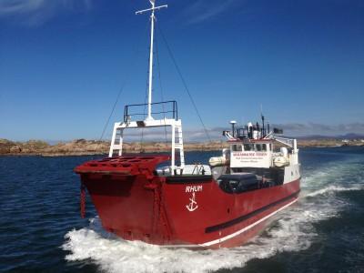 arranmore ferry