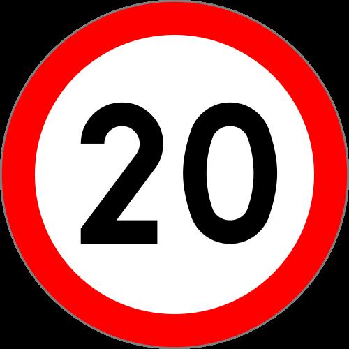 20kph