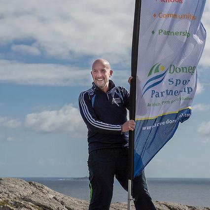Myles Sweeney Donegal Sports Partnership