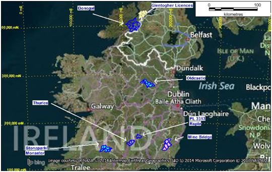 connemara map