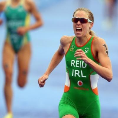 Triathlon Aileen Reid