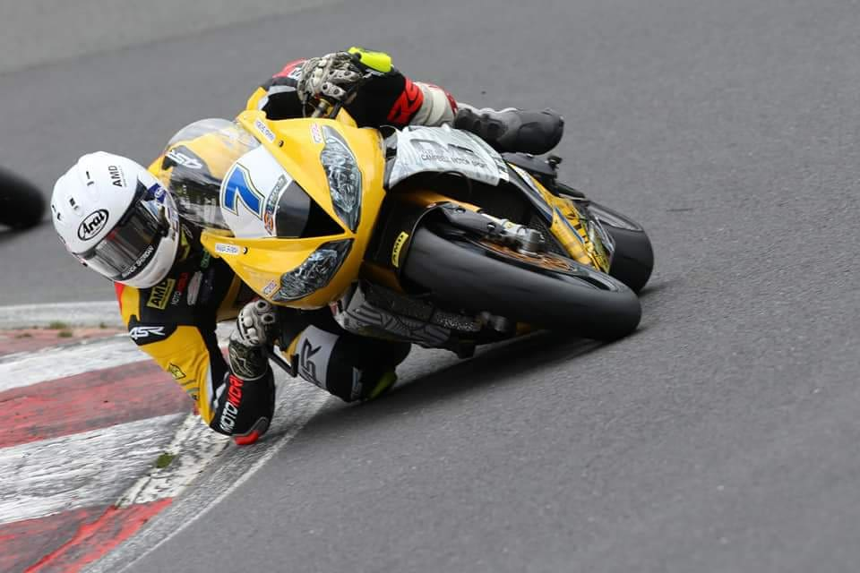 Richard Kerr, Supersport, Motorbikes, Racing, Highland Radio, Letterkenny, Donegal
