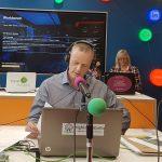 John Breslin, Workbench, Bank of Ireland, Highland Radio, Letterkenny, Donegal