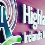 Highland Radio, Logo, Letterkenny, Donegal