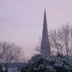 St Eunan's Cathedral Letterkenny by Emmett Downey