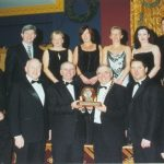Chamber of Commerce Award 2001