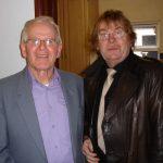 Danny Sharkey and Mickey Doherty