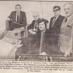 Packie Kenney, Donal Mc Laughlin, Billy Patterson, The late Barney Doherty and the late Brendan Keavney