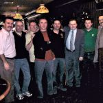 The Highland Team at Jimmy K's New York