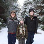 Michéal, Donnchadh & Cathal