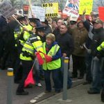 daaa protest