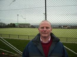 Cllr Kevin Campbell at Bishops Field