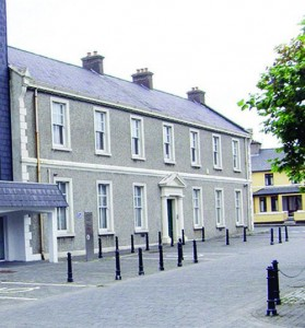 Donegal County Council, County House, Lifford