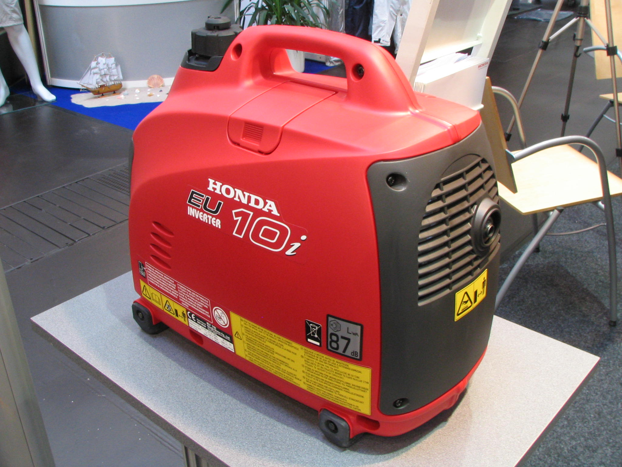 Garda warning over the sale of fake power tools and generators