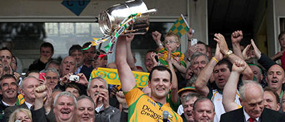 Michael Murphy Anglo Celt Cup