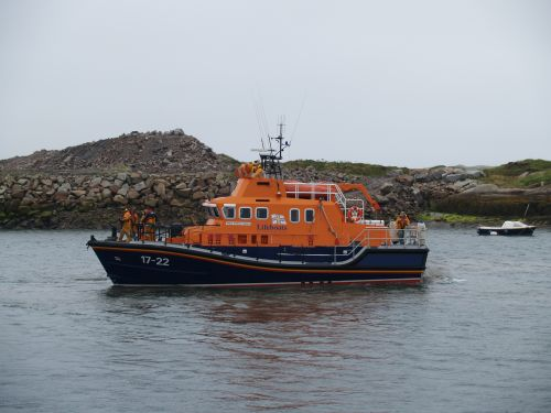 Aranmore lifeboat