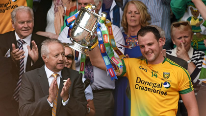 Donegal Ulster Title 14 Michael Murphy 2