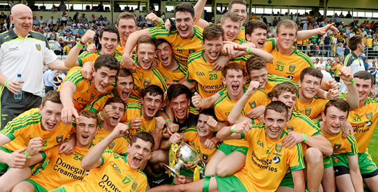 Donegal Minors Ulster