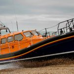 RNLI's first waterjet-powered lifeboat