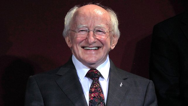 Michael D Higgins 2