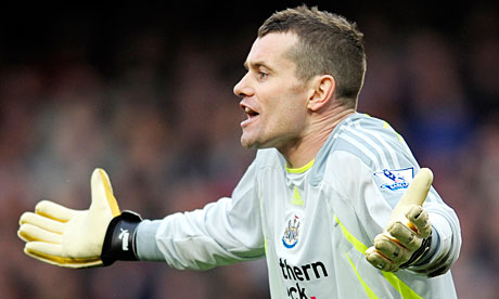Shay Given Necastle