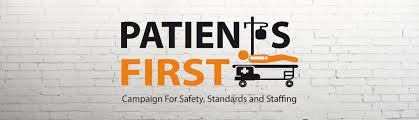 patients first banner