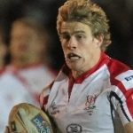 Andrew Trimble Ulster Rugby