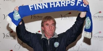 Ollie Horgan Finn Harps