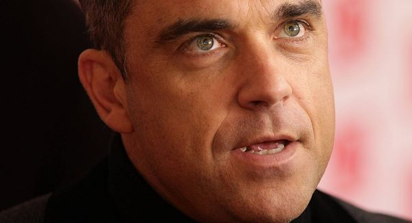 All the W's together as Robbie Williams becomes WW ambassador