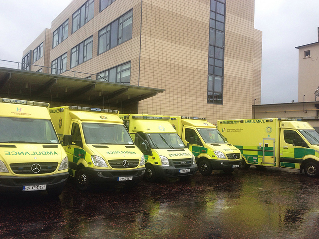 New figures show major ambulance shortcomings in Inishowen