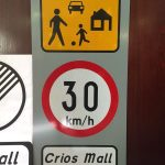 30 sign