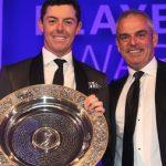 Rory McIlroy awards 2015