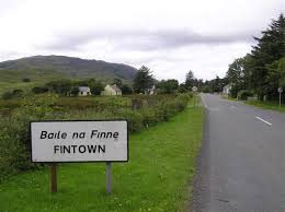fintown sign