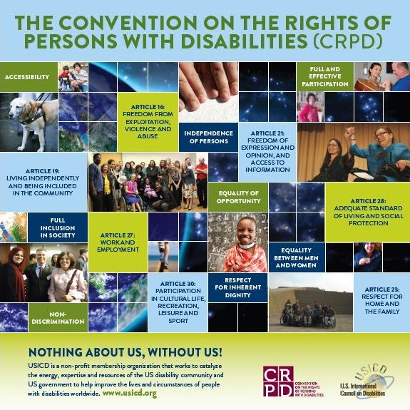 human rights and un convention on