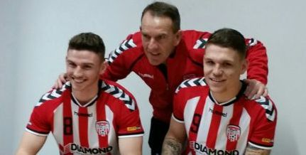 Derry Signings