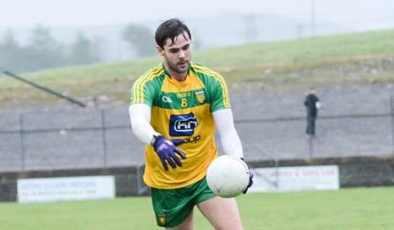 Ordhan McNiallias Donegal GAA
